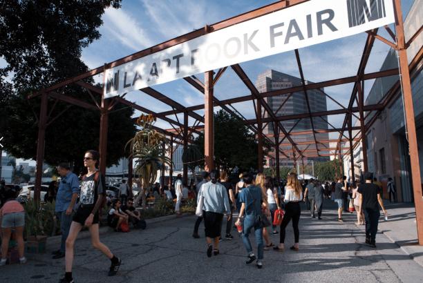 Printed Matter's LA Art Book Fair 2019