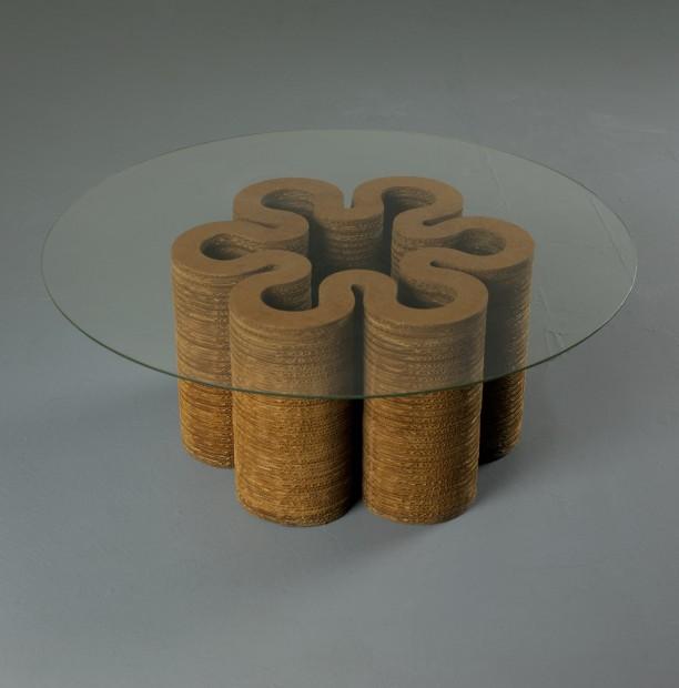 Easy Edges Coffee Table