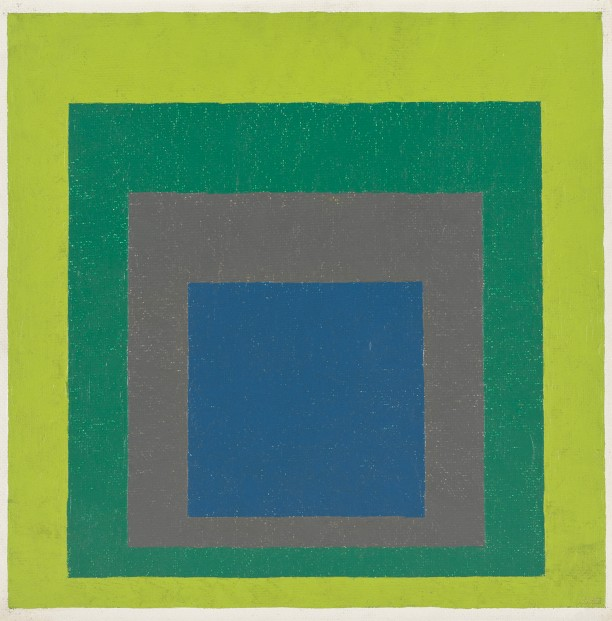 Study for Homage to a Square