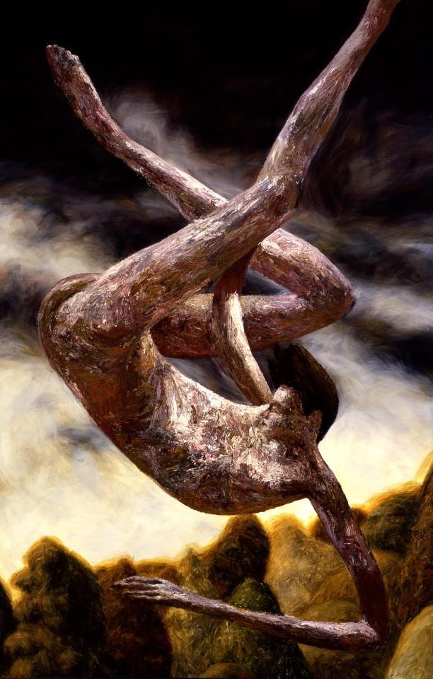 Untitled (Falling Figure)