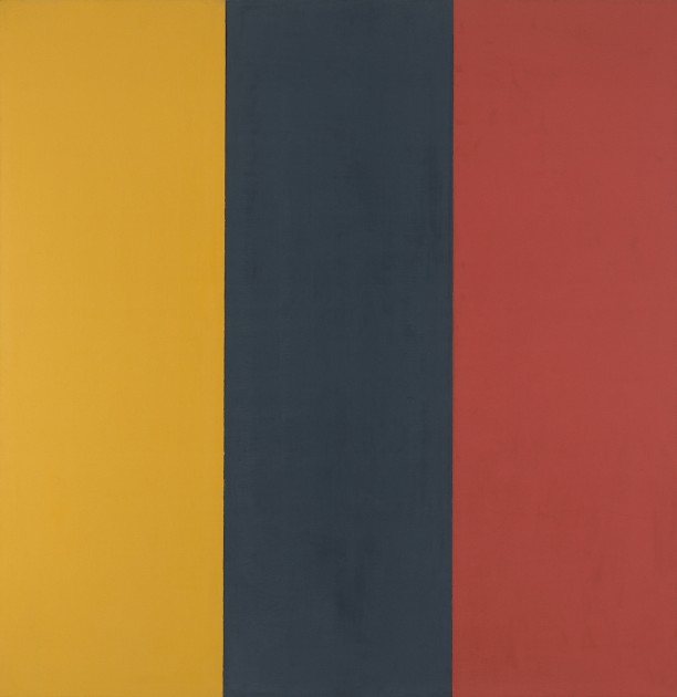 Red, Yellow, Blue Painting