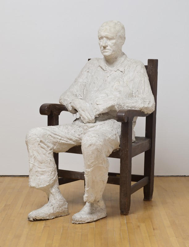 Man in the Armchair