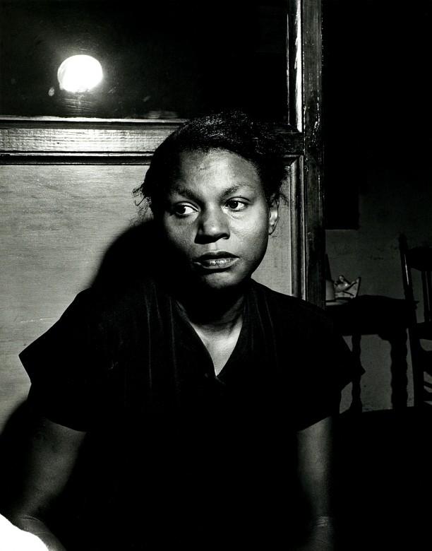 Wife of a Lynch Victim