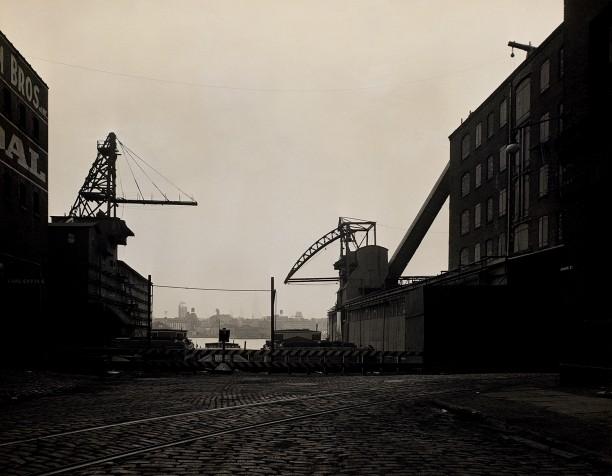 Brooklyn Docks