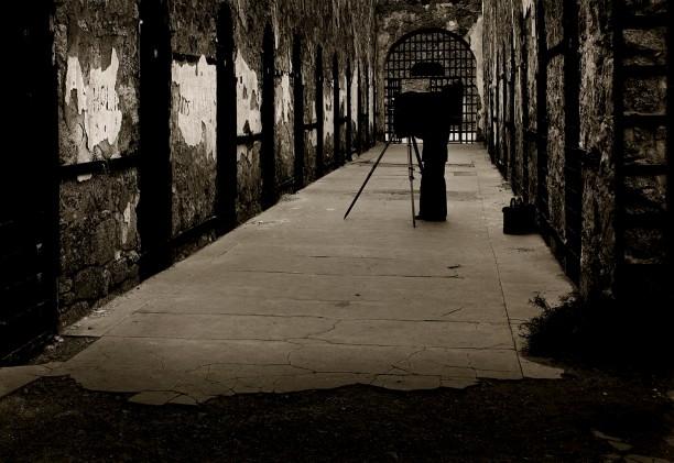 Aaron Siskind, Old Yuma Jail