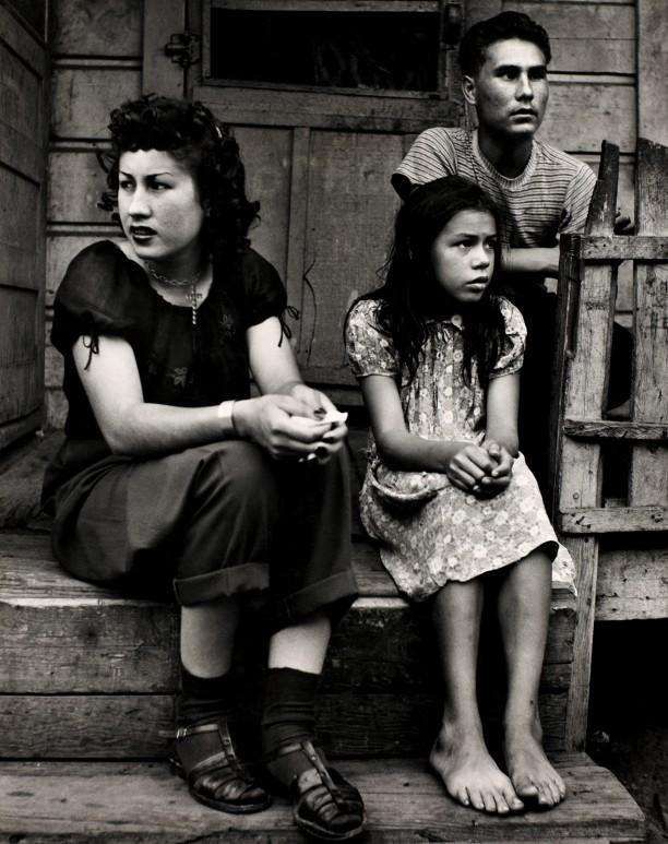 Chicano Family