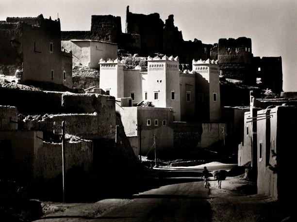 Village in Sahara Desert