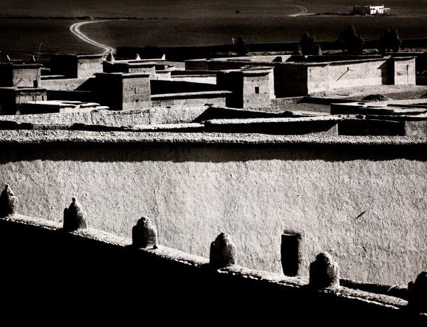 City Walls, Sahara