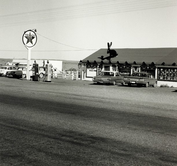 Texaco, Jackrabbit, Arizona