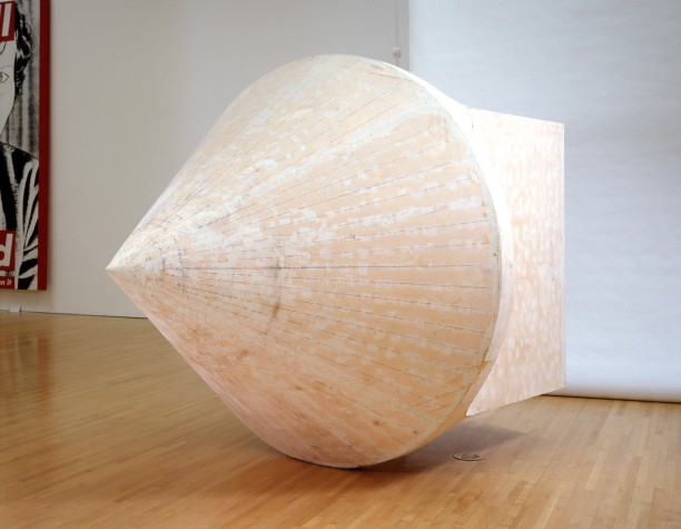 Untitled (Cone with Box)
