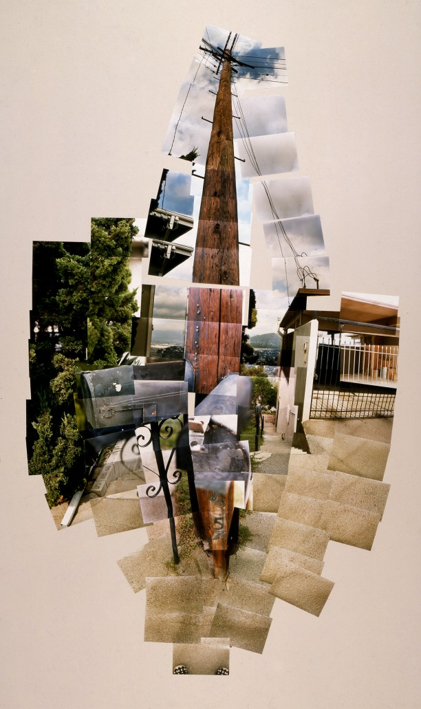 Telephone Pole, Los Angeles