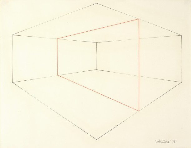 Untitled (room drawing)