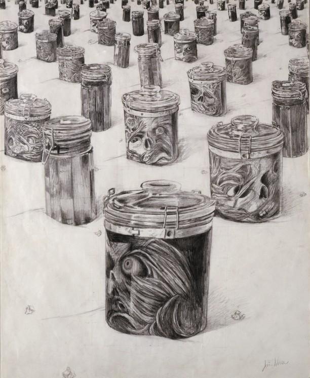 Plain of Jars, Utopian Landscape 2
