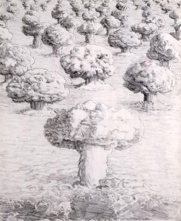 Cloud Chamber, Utopian Landscape 4