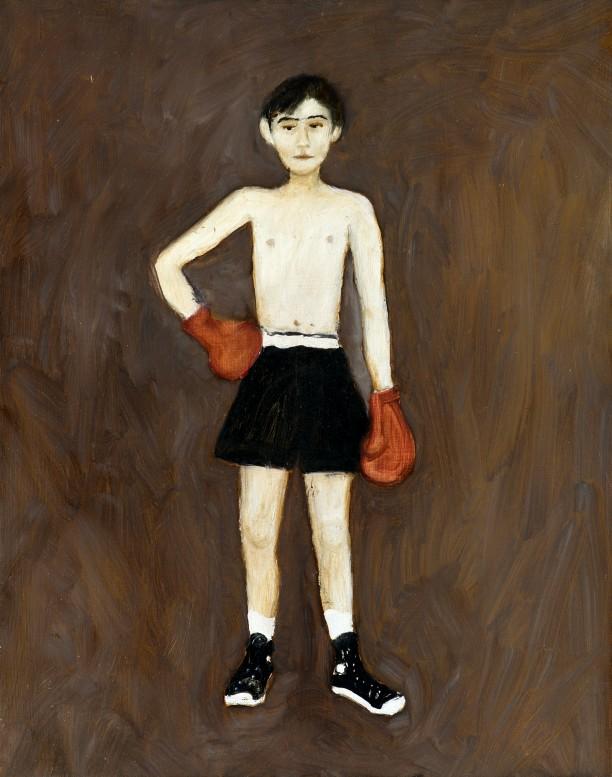 Noodlelike Boxer