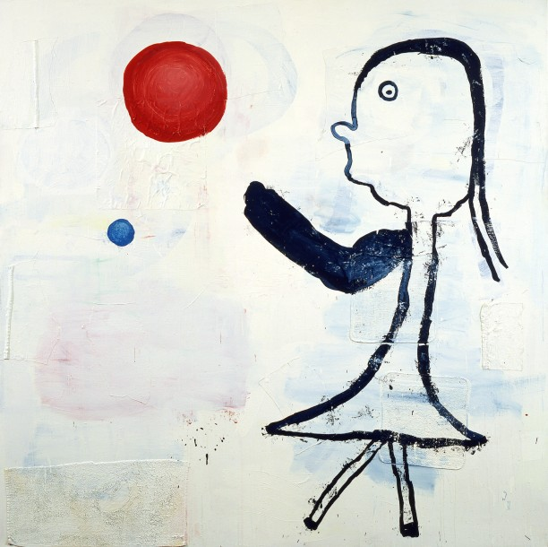 Painting with Two Balls