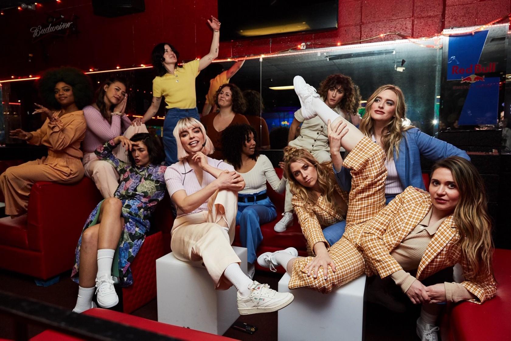 L.A. City Municipal Dance Squad
