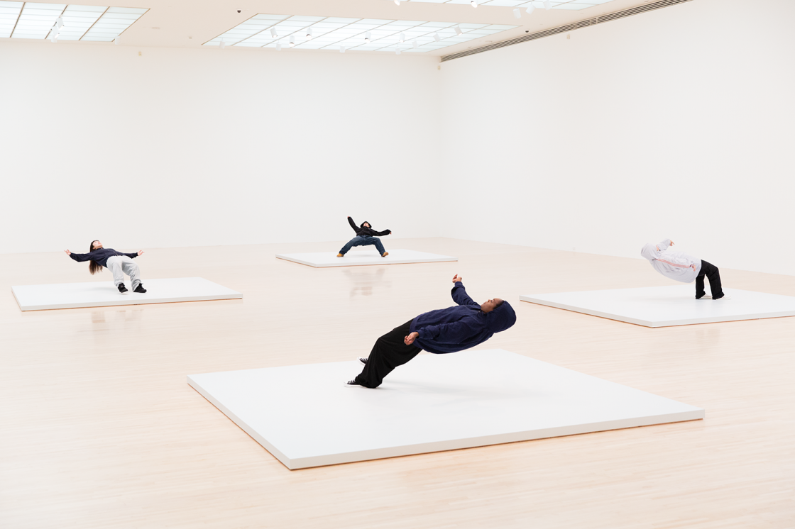 Xu Zhen, In Just a Blink of an Eye (2014)