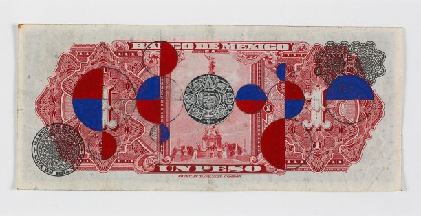 Untitled (One Peso Bill)