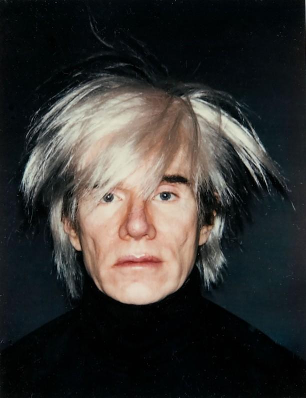 Self-Portrait (Fright Wig)
