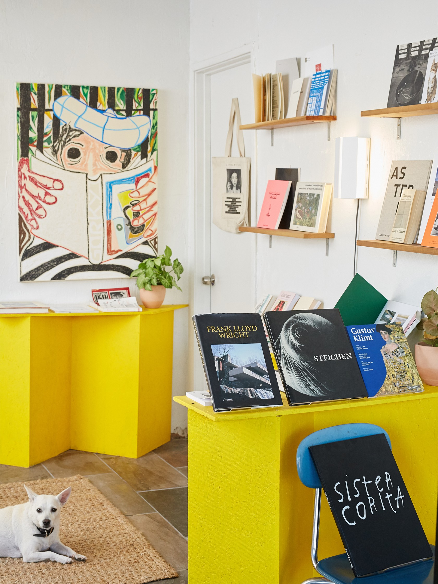 OOF Books Pop-Up Store