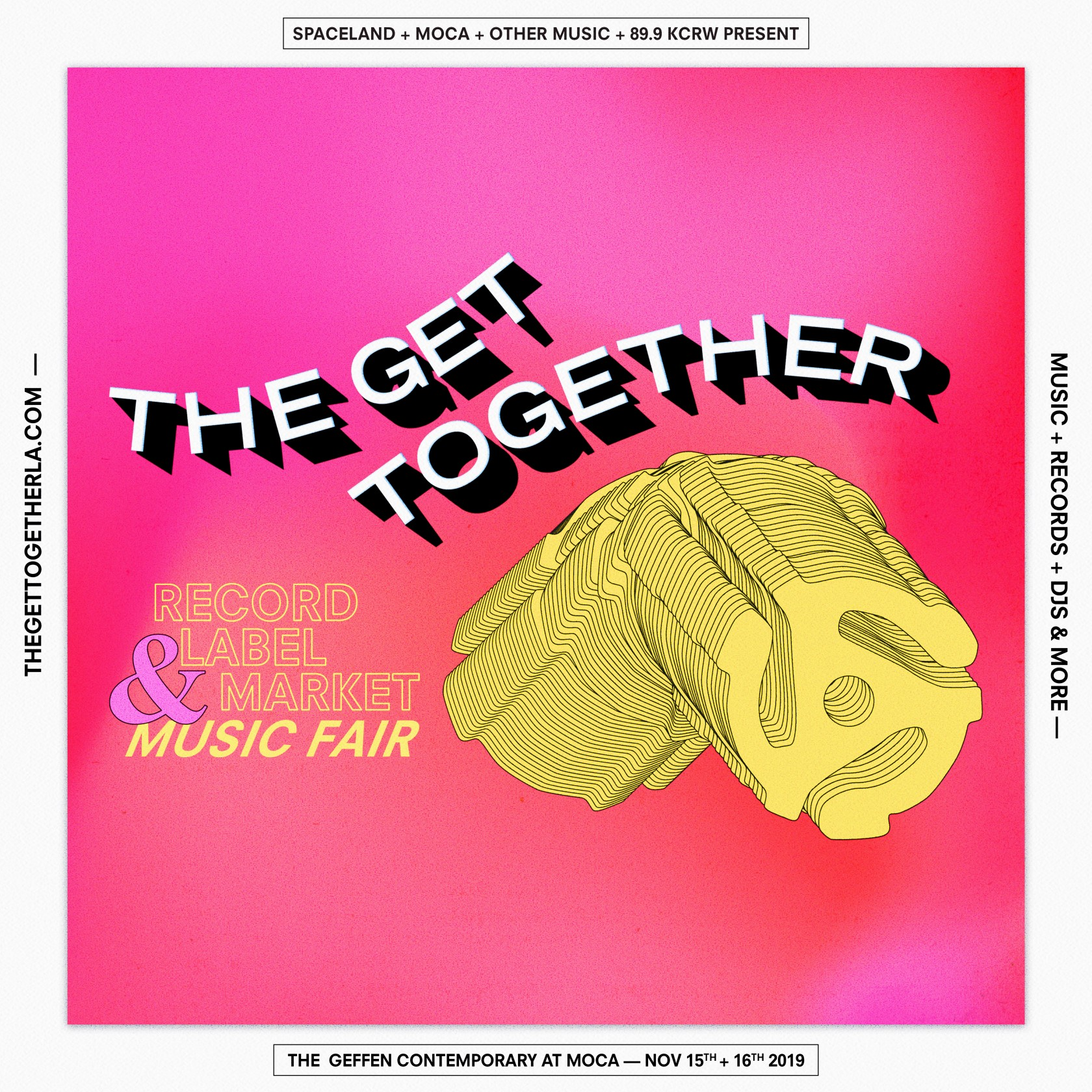 Spaceland and Other Music Present: The Get Together 2019 Label Fair and Music Festival