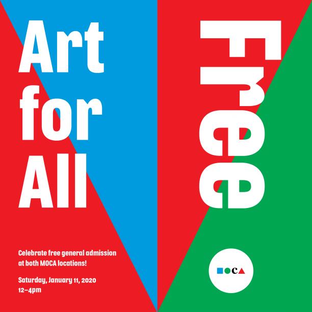 Art for All: Free General Admission Celebration