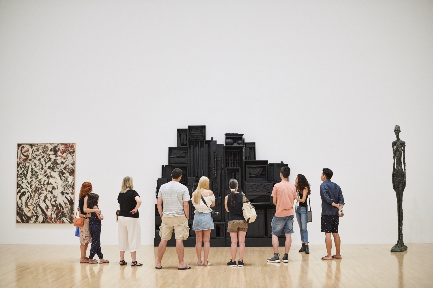 Image courtesy of The Museum of Contemporary Art, Los Angeles, photo by Sean MacGillivray