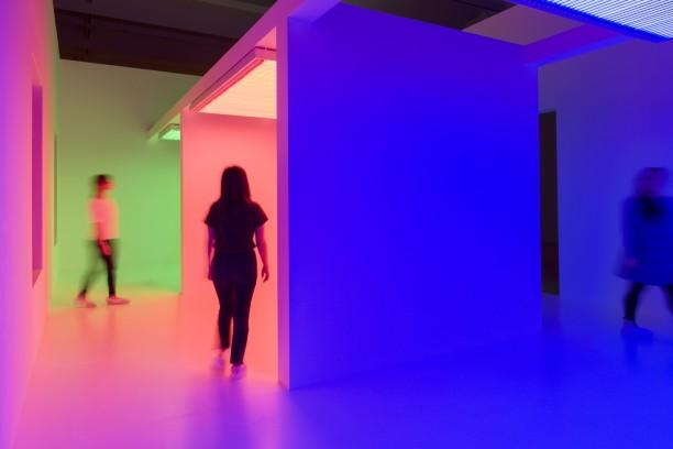 DATE CHANGE: Exhibition Walkthrough: Mia Locks on Seven Stations