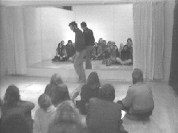 Peformer/Audience/Mirror