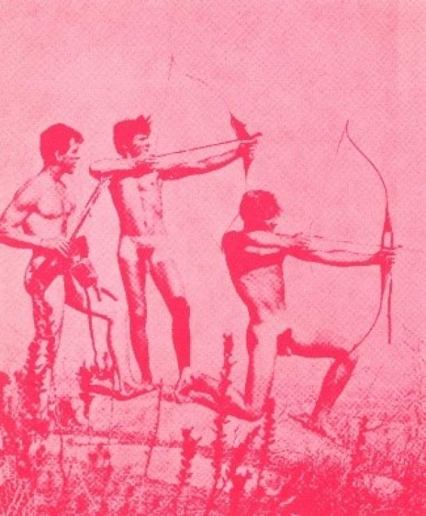 Young Men at Play #8