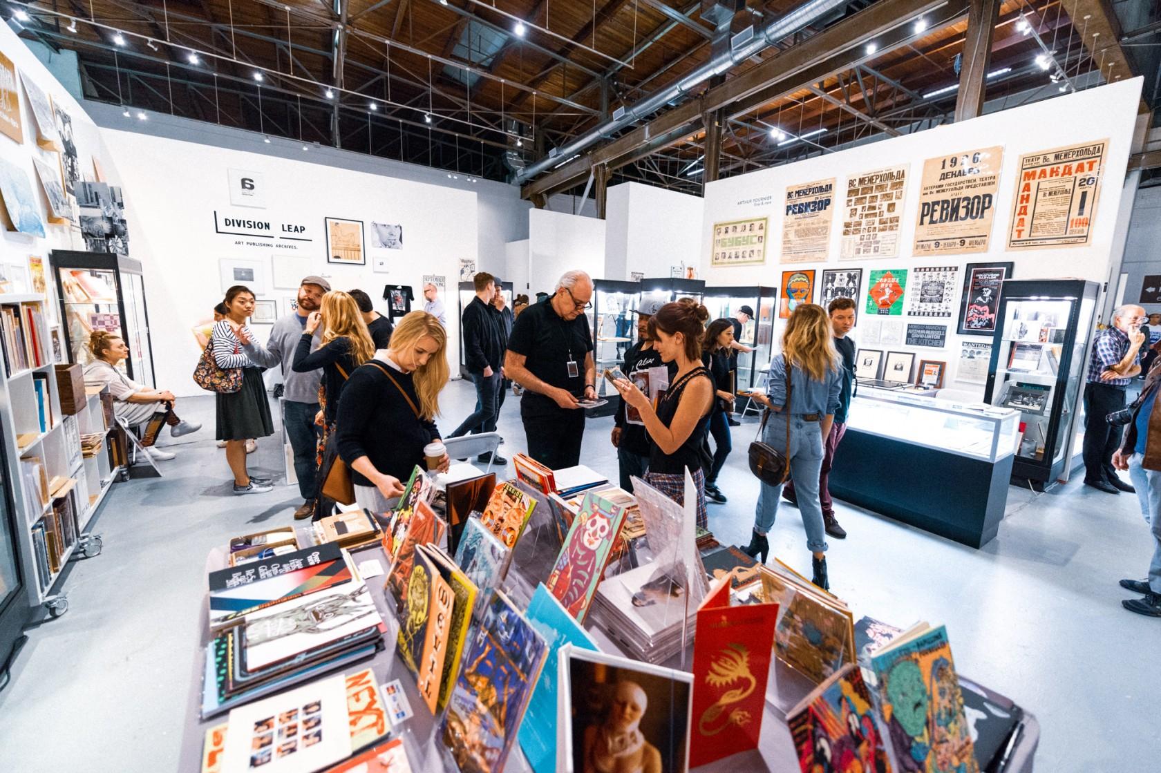 Printed Matter's LA Art Book Fair 2020