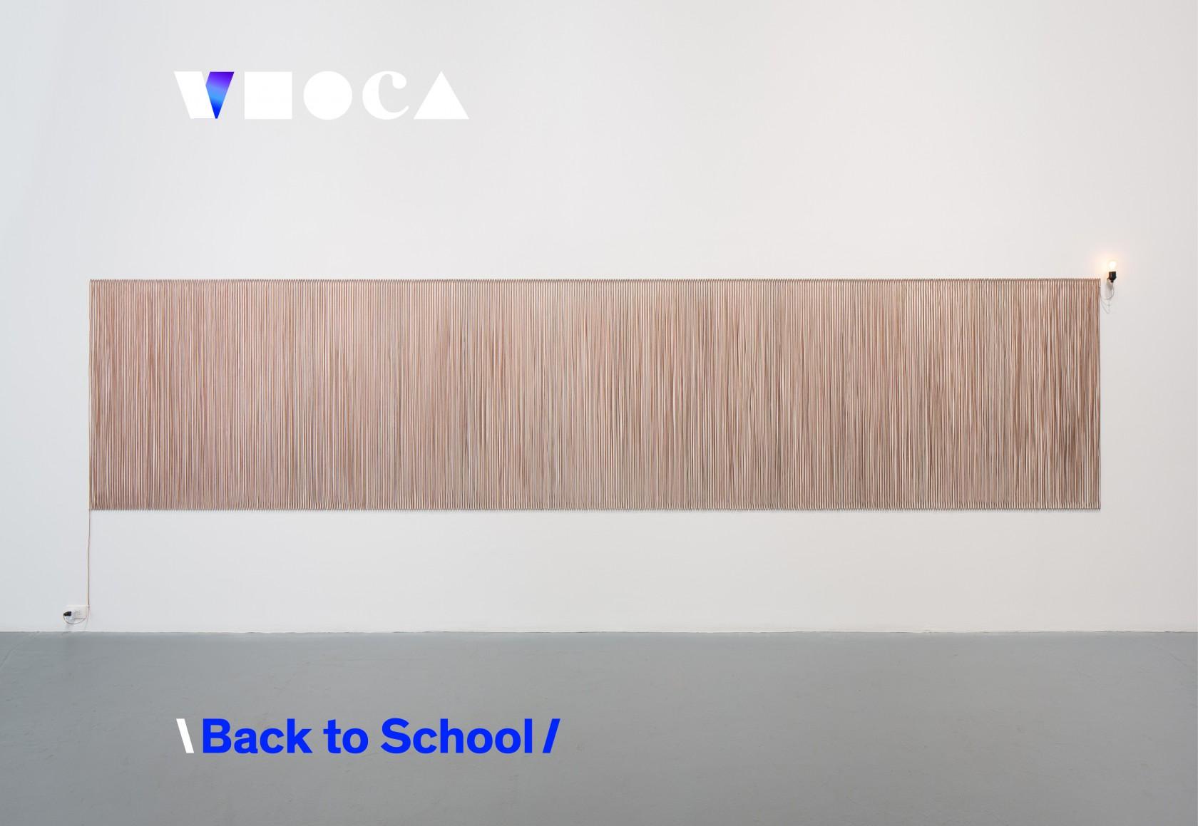 Virtual MOCA: Back to School