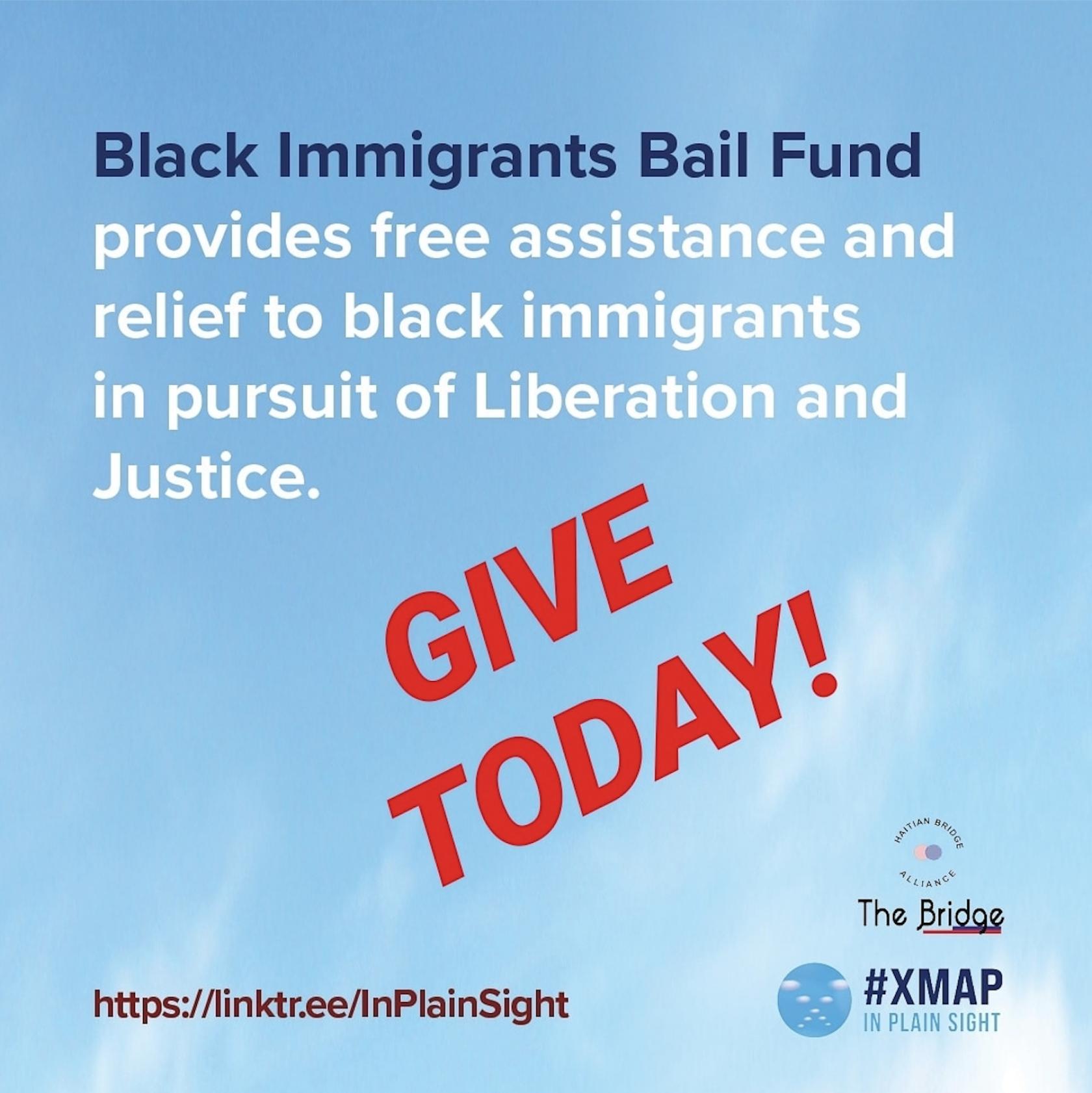 Black Immigrants Bail Fund