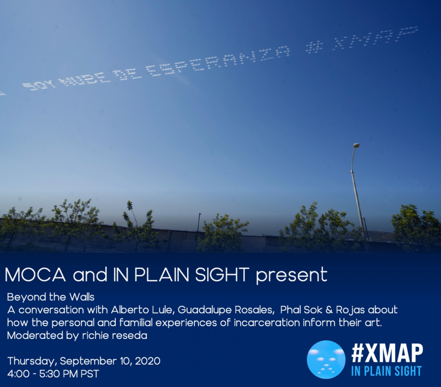 XMAP: In Plain Sight,  Beyond the Walls