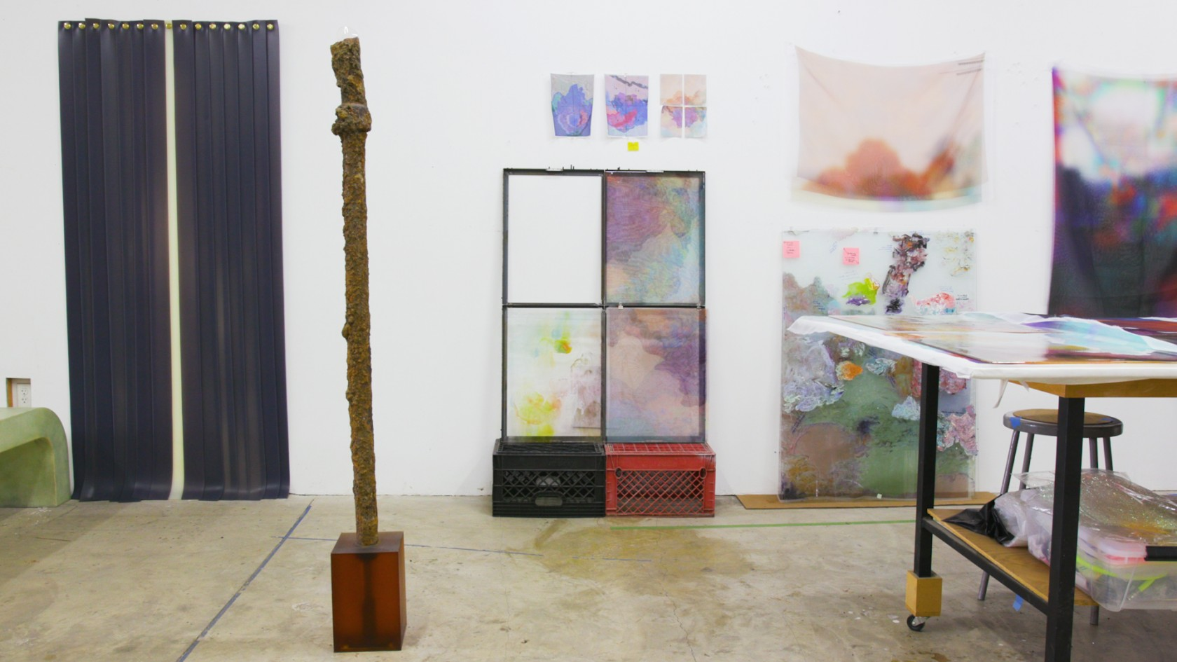 Artists on Artists: Rosha Yaghmai on Larry Bell
