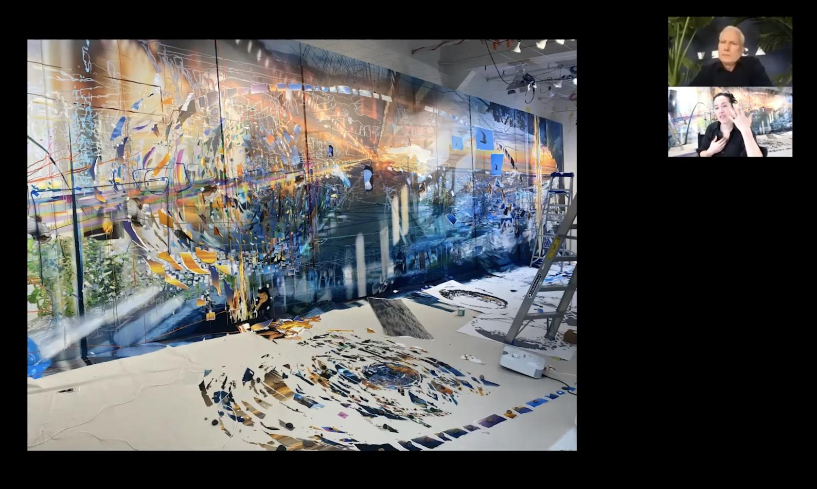 Virtual Studio Visits: Klaus Biesenbach in Conversation with Sarah Sze