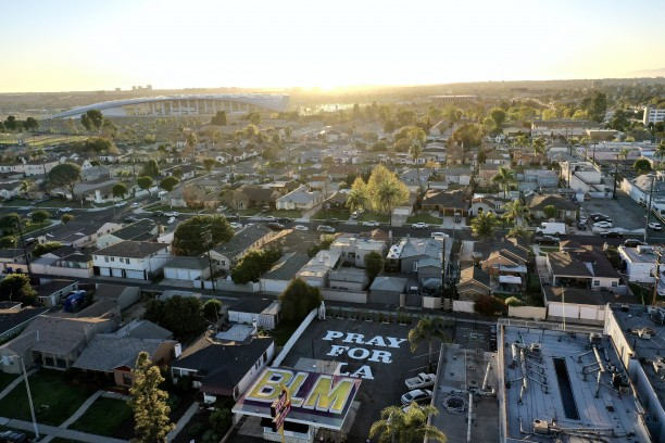 Crenshaw Dairy Mart: Jamiah Hargins and Richie Reseda