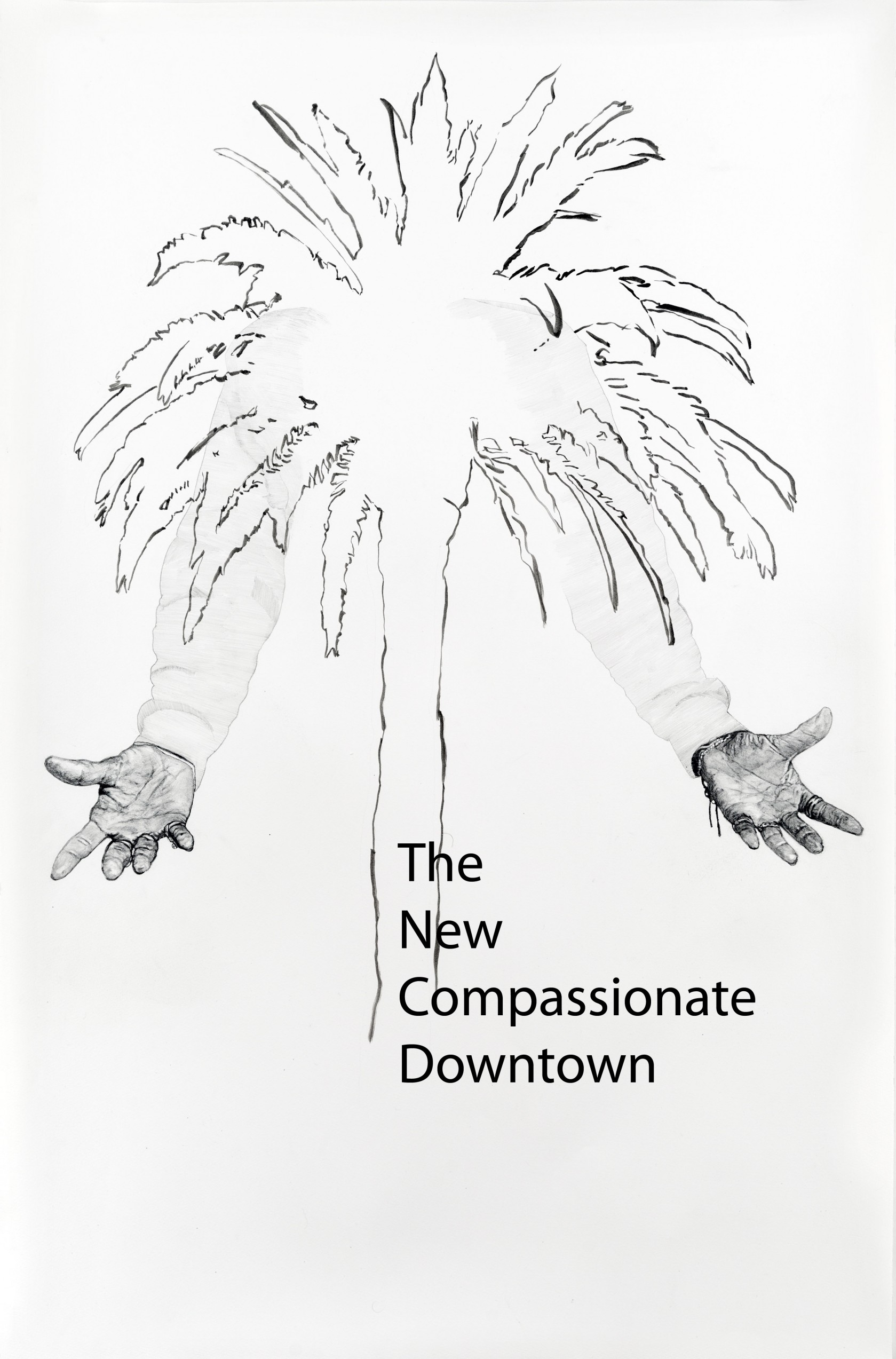 Creating the Compassionate City: Artwork by Robby Herbst