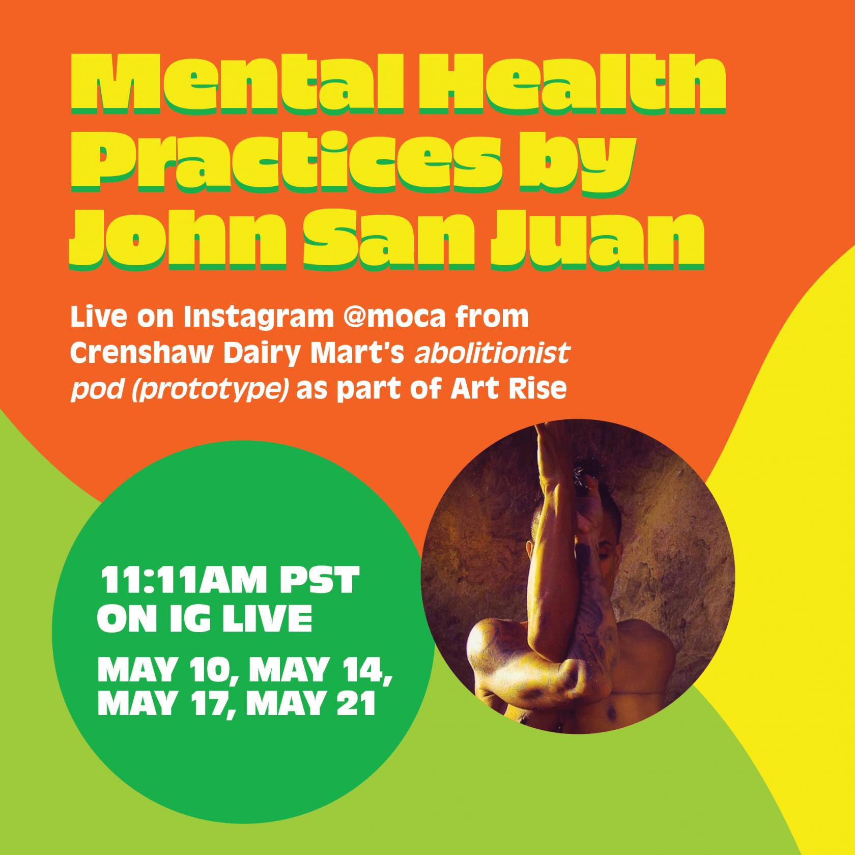 Mental Health Practices by John San Juan