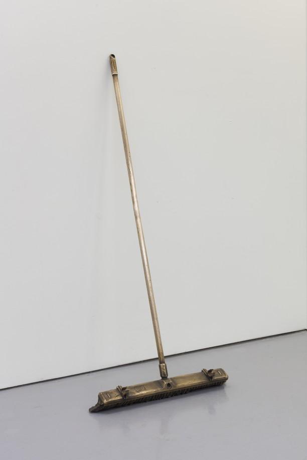 Closed for installation (Broom)