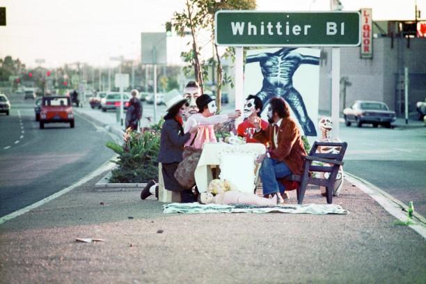First Supper (After A Major Riot)